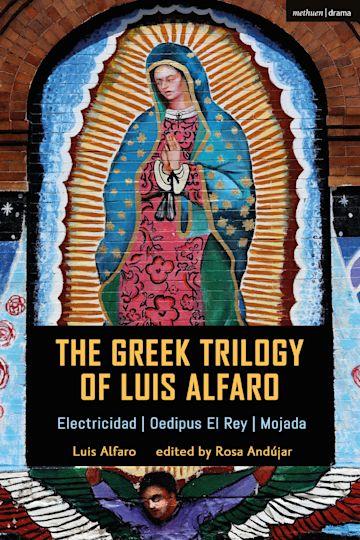 The Greek Trilogy of Luis Alfaro cover