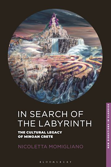 In Search of the Labyrinth cover