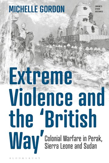 Extreme Violence and the 'British Way' cover