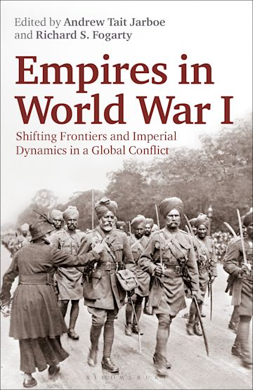 Empires in World War I cover
