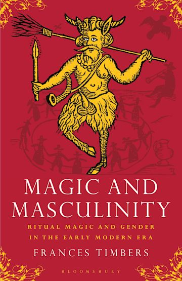 Magic and Masculinity cover