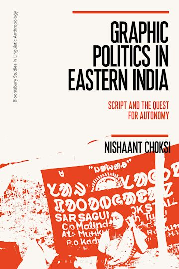 Graphic Politics in Eastern India cover
