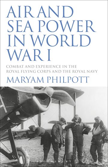 Air and Sea Power in World War I cover