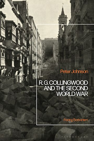 R.G Collingwood and the Second World War cover