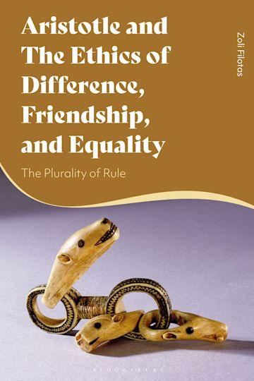 Aristotle and the Ethics of Difference, Friendship, and Equality cover