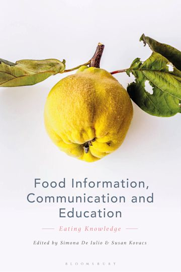 Food Information, Communication and Education cover