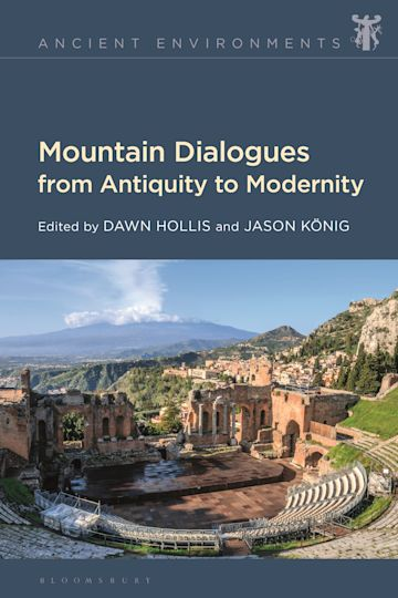 Mountain Dialogues from Antiquity to Modernity cover
