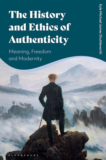 The History and Ethics of Authenticity cover