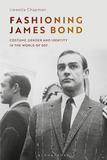 Fashioning James Bond cover