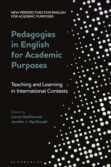 Pedagogies in English for Academic Purposes cover