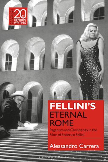 Fellini's Eternal Rome cover