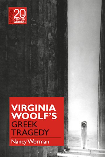 Virginia Woolf's Greek Tragedy cover