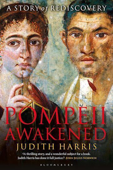 Pompeii Awakened cover