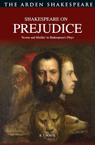 Shakespeare on Prejudice cover