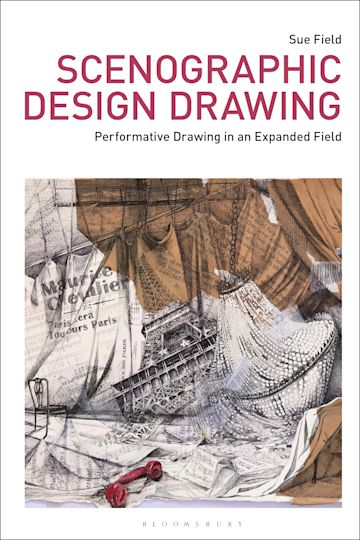 Scenographic Design Drawing cover