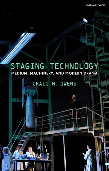 Staging Technology cover