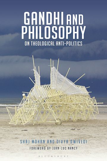 Gandhi and Philosophy cover