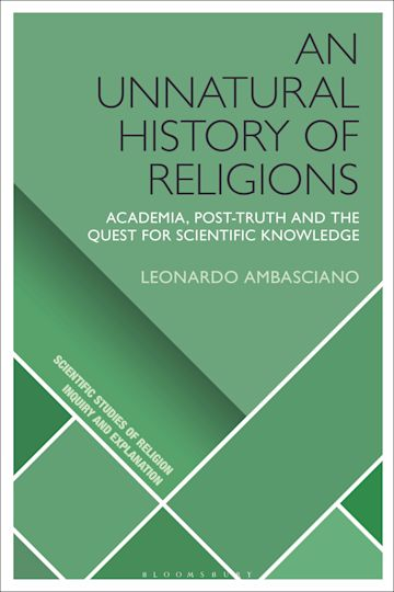 An Unnatural History of Religions cover