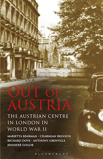Out of Austria cover