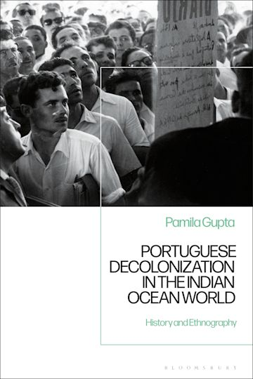 Portuguese Decolonization in the Indian Ocean World cover