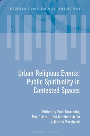 Urban Religious Events cover