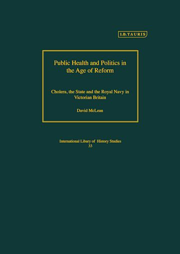 Public Health and Politics in the Age of Reform cover
