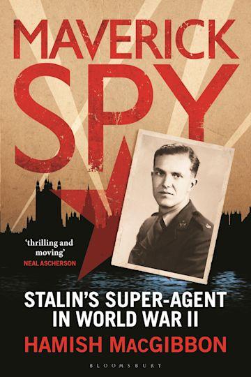 Maverick Spy cover