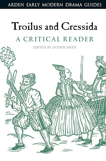 Troilus and Cressida: A Critical Reader cover