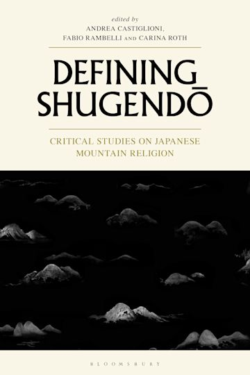 Defining Shugendo cover