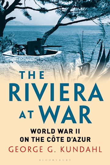 The Riviera at War cover