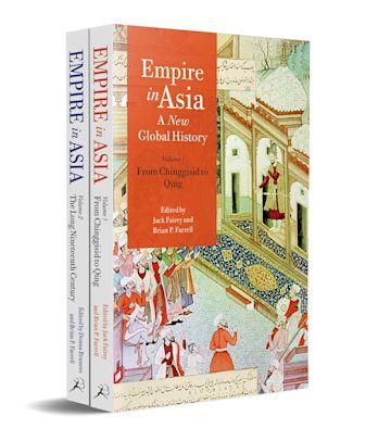 Empire in Asia cover