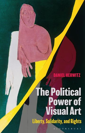 The Political Power of Visual Art cover