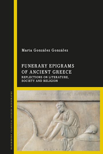 Funerary Epigrams of Ancient Greece cover