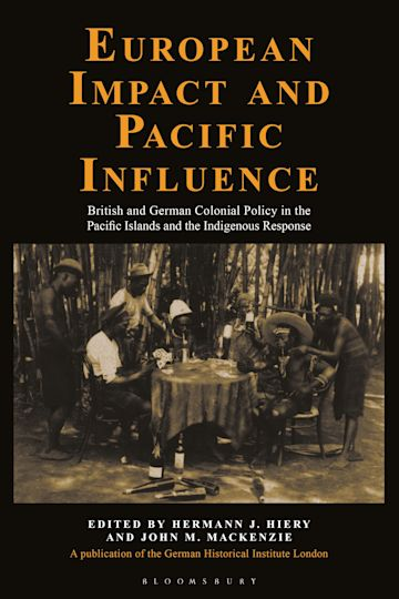 European Impact and Pacific Influence cover