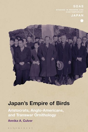 Japan's Empire of Birds cover