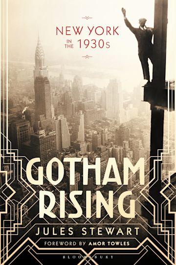 Gotham Rising cover