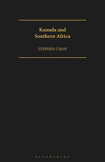 Kaunda and Southern Africa cover