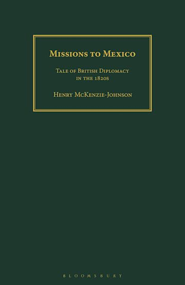Missions to Mexico cover