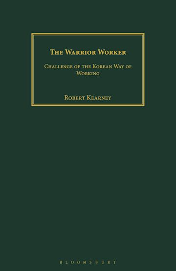 The Warrior Worker cover