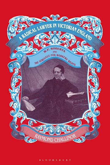 A Radical Lawyer in Victorian England cover