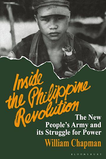 Inside the Philippine Revolution cover