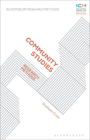 Community Studies cover
