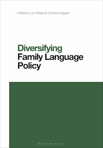 Diversifying Family Language Policy cover