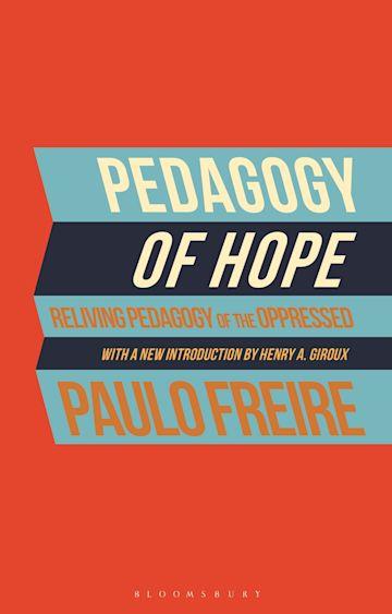 Pedagogy of Hope cover