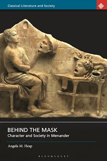 Behind the Mask cover