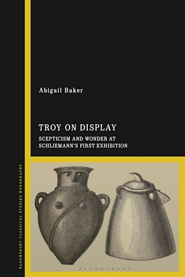 Troy on Display cover