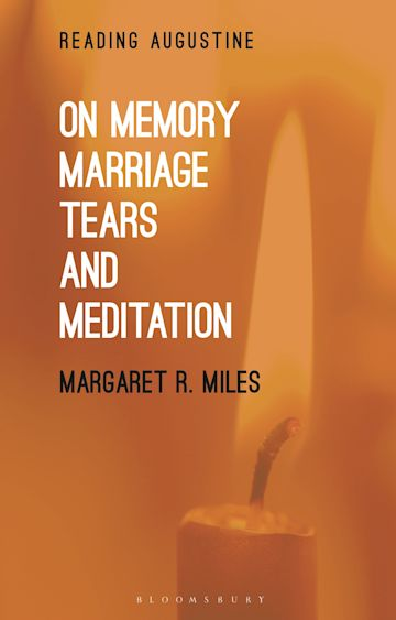 On Memory, Marriage, Tears and Meditation cover