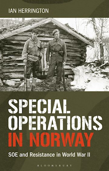 Special Operations in Norway cover