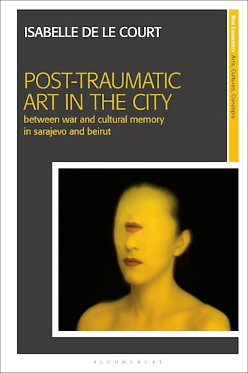 Post-Traumatic Art in the City cover