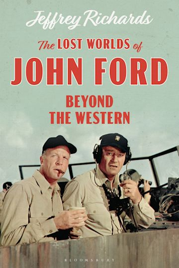 The Lost Worlds of John Ford cover